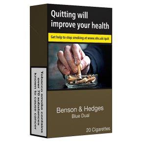 Benson & Hedges New Blue Dual TT