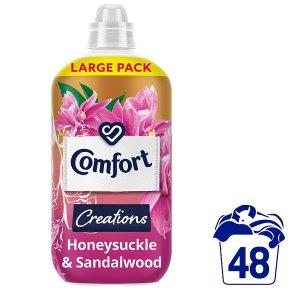 Comfort Creations Honeysuckle & Sandalwood 55 washes