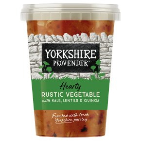 Yorkshire Provender Rustic Vegetable Broth
