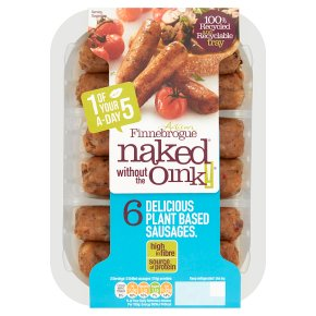 Naked Sausages Without the Oink