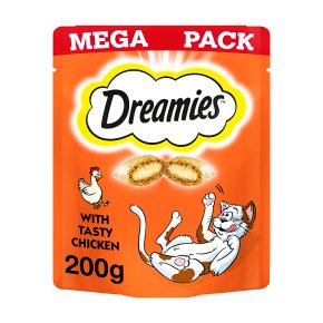 Dreamies Mega Pack with Chicken