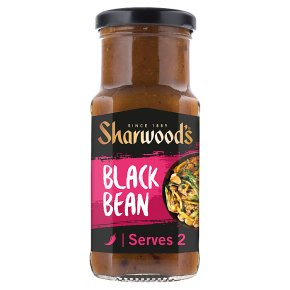 Sharwood's Black Bean Stir Fry Sauce