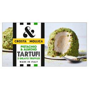 Crosta & Mollica Pistachio & Almond Tartufi