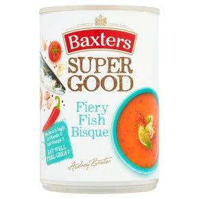 Baxters Super Good Fiery Fish Bisque Soup