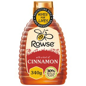 Rowse Honey with Cinnamon