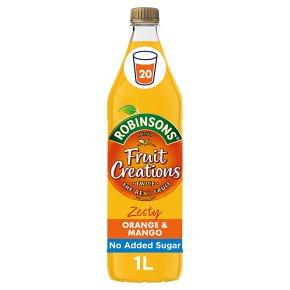 Robinsons Fruit Creations Orange & Mango