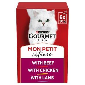 Gourmet Mon Petit with Beef, Chicken & Lamb