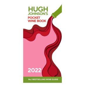 Hugo Johnson's Pocket Wine Book 2022