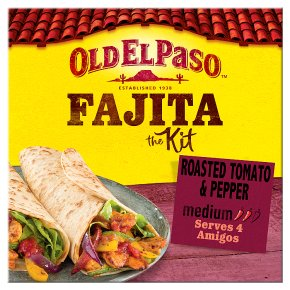 Old El Paso Tomato & Pepper Fajitas