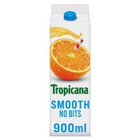 Tropicana Smooth No Bits Orange Juice