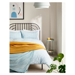 John Lewis Anyday Elevation Mineral Bedset Double