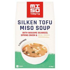 Miso Tasty Silken Tofu Miso Soup