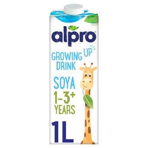 Alpro Soya Growing Up Long Life Drink