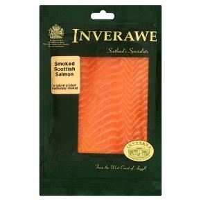 Inverawe smoked Scottish salmon