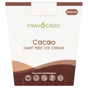 Fravocado Raw Cacao Ice Cream