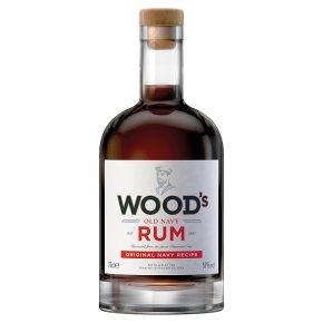 Woods Old Navy Rum