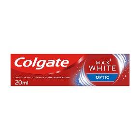 Colgate Max White Optic Toothpaste