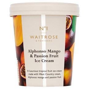 No.1 Mango & Passion Fruit Ice Cream