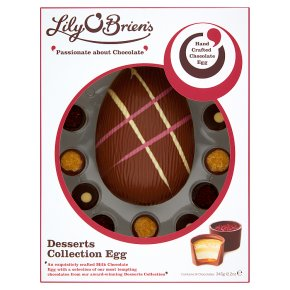 WAITROSE > Food Cupboard > Lily O'Brien's Desserts Collection Easter Egg