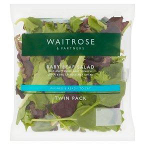 Waitrose Baby Leaf Salad