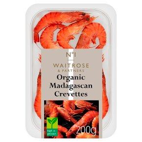 No.1 Madagascan Crevettes