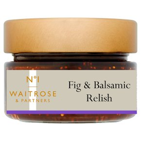 No.1 Fig & Balsamic Relish