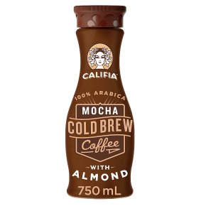 Califia Farms Mocha Cold Brew Coffee with Almond