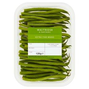 Waitrose Extra Fine Beans