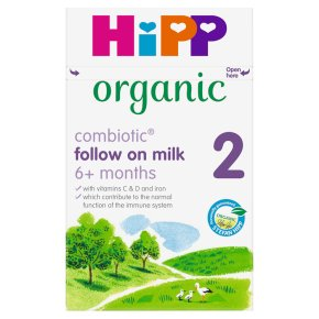 Hipp 2 follow on milk