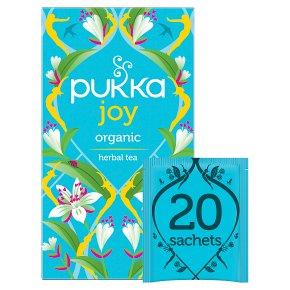 Pukka Organic Joy Tea 20 Sachets