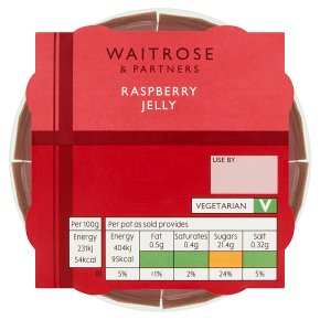 Waitrose Raspberry Jelly