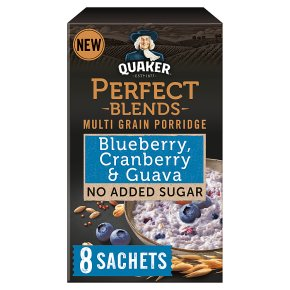 Quaker Perfect Blends Blueberry, Cranberry & Guava 8s
