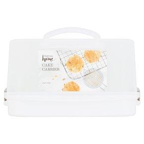 Waitrose Home Cake Carrier