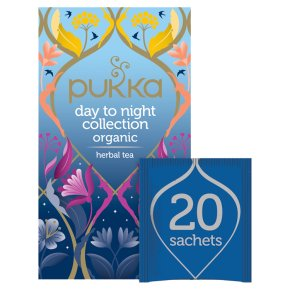 Pukka Day to Night Collection 20Herbal Tea Sachets