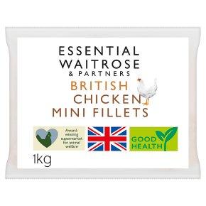 Essential British Chicken Mini Fillets
