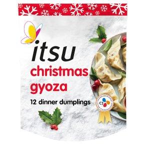 itsu Frozen Christmas Gyoza 12s