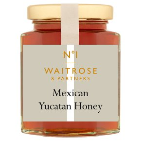 No.1 Mexican Yucatan Honey
