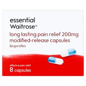 Essential 200mg Ibuprofen