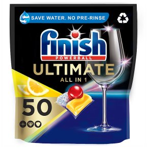 Finish Powerball Quantum Ultimate 50 Tablets Lemon