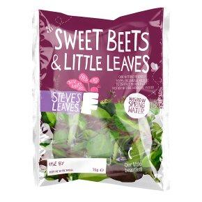 Steve's Leaves Sweet Beets & Little Leaves