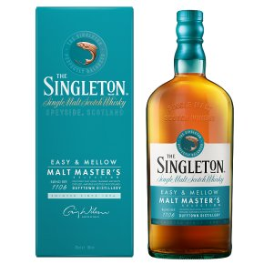 Singleton Malt Master's Single Malt Scotch Whisky