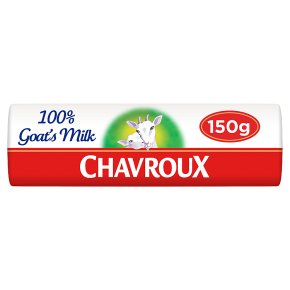 Chavroux Pure Goat's Milk Cheese Log