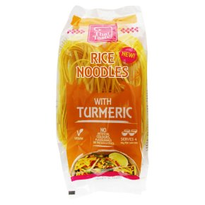 TTaste Rice Noodles with Turmeric