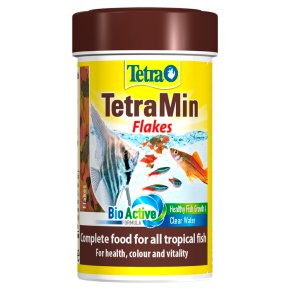 Tetra TetraMin Tropical Fish Flakes