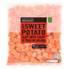 Cooks' Ingredients Diced Sweet Potato
