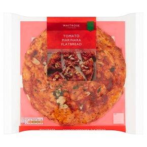 Waitrose Tomato Marinara Flatbread