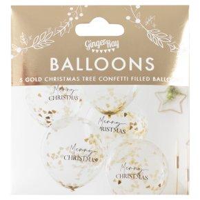 Ginger Ray Christmas Confetti Ballo