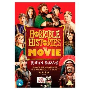 DVD Horrible Histories Rotten Romans