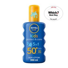 Nivea Sun Kids 50+ Spray