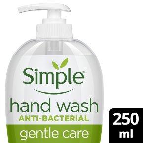 Simple Antibacterial Hand Wash